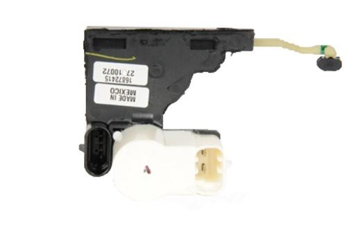ACDELCO GM ORIGINAL EQUIPMENT - Door Lock Actuator Kit (Front Left) - DCB 25664288