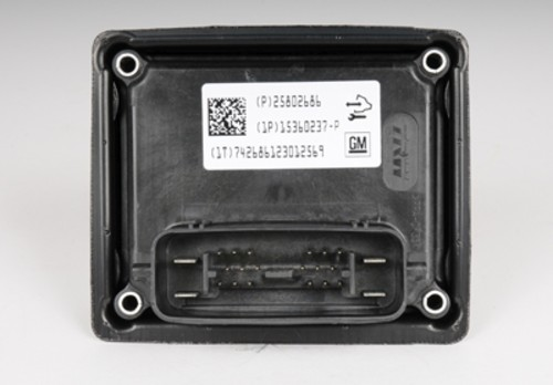 ACDELCO GM ORIGINAL EQUIPMENT - ABS Control Module - DCB 25802686
