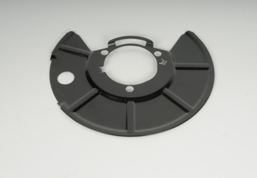 ACDELCO GM ORIGINAL EQUIPMENT - Brake Dust Shield - DCB 25811780