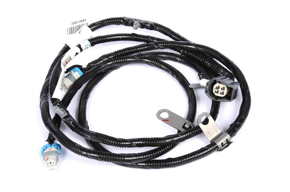 ACDELCO GM ORIGINAL EQUIPMENT - ABS Wheel Speed Sensor Wiring Harness - DCB 25813681