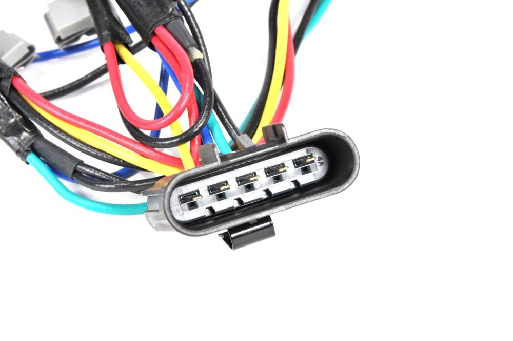 AC DELCO PT1123 CONNECTORWLEADS 12WAY