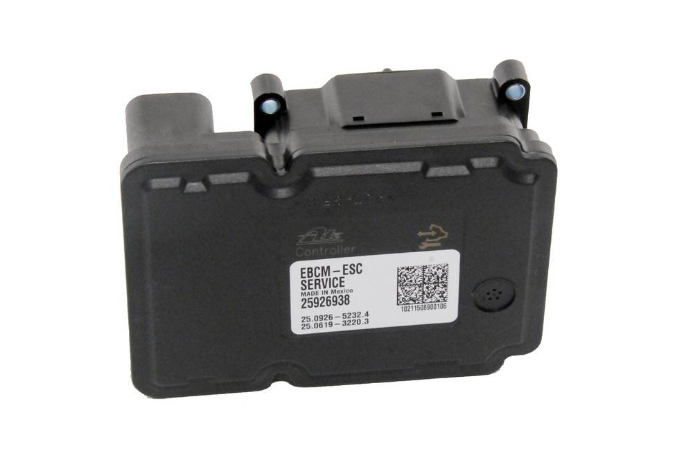 ACDELCO GM ORIGINAL EQUIPMENT - Electronic Brake and Traction Control Module - DCB 25926937