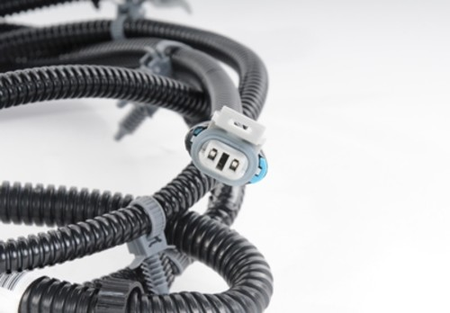 ACDELCO GM ORIGINAL EQUIPMENT - ABS Wheel Speed Sensor Wiring Harness - DCB 25928051