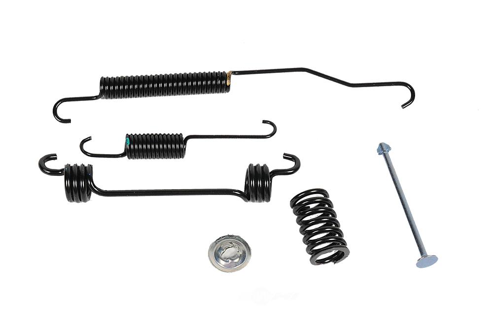 ACDELCO OE SERVICE - Drum Brake Spring Kit - DCB 25960265