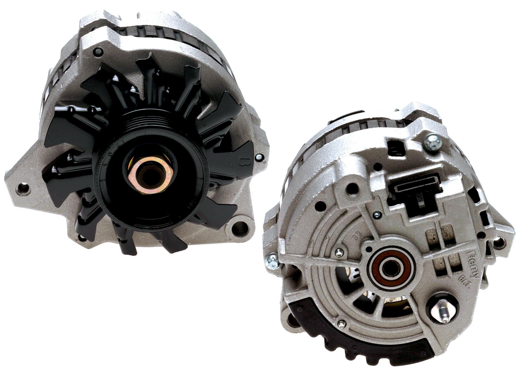 ACDELCO GM ORIGINAL EQUIPMENT - Reman Alternator - DCB 321-1037