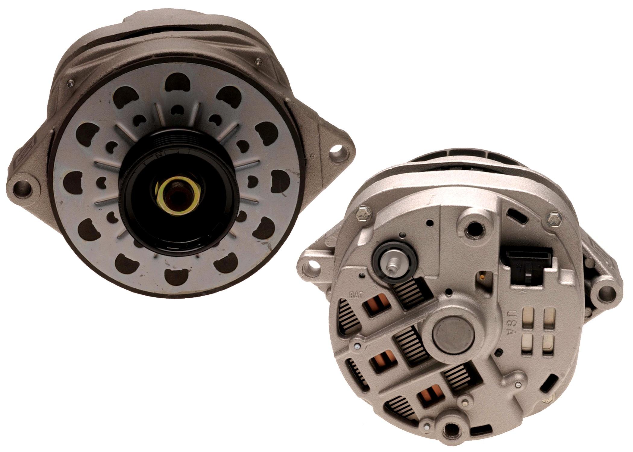 ACDELCO GM ORIGINAL EQUIPMENT - Reman Alternator - DCB 321-1089