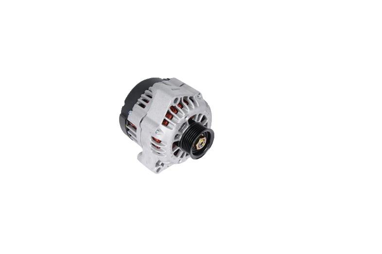 ACDELCO GM ORIGINAL EQUIPMENT - Reman Alternator - DCB 321-2104