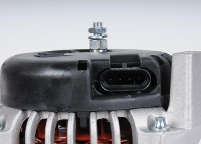 ACDELCO GM ORIGINAL EQUIPMENT - Reman Alternator - DCB 321-2155