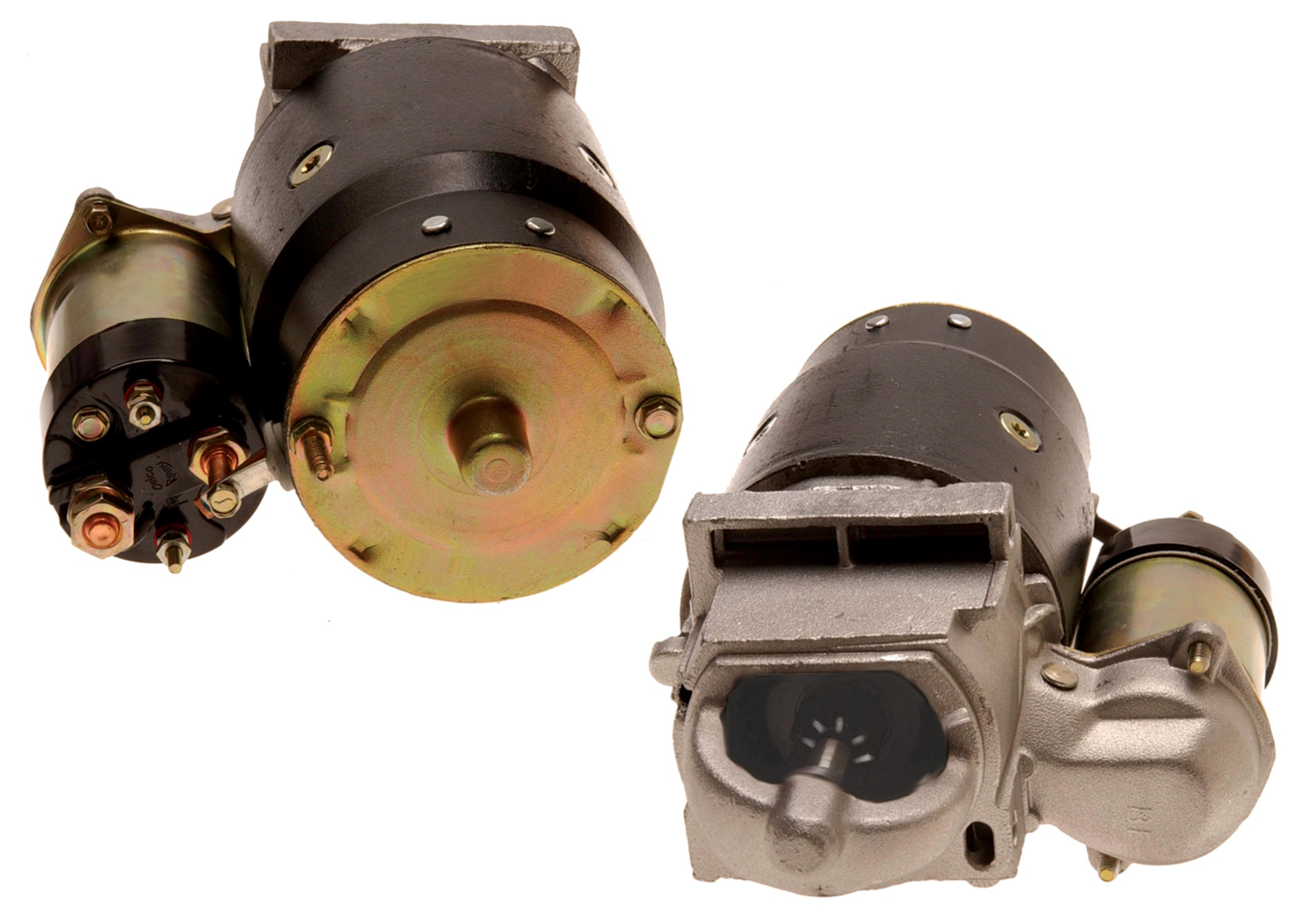ACDELCO GM ORIGINAL EQUIPMENT - Reman Starter Motor - DCB 323-255