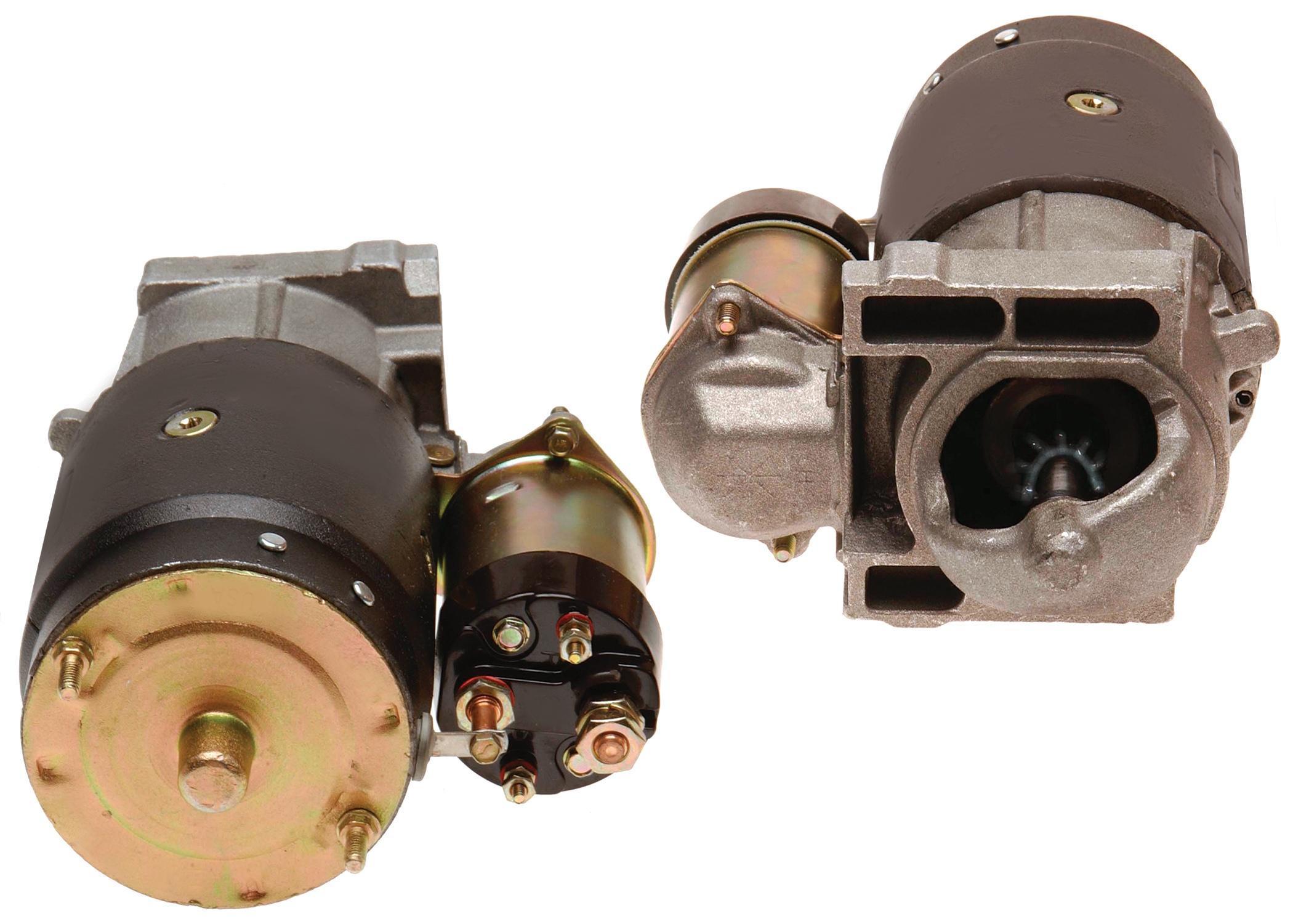 ACDELCO GM ORIGINAL EQUIPMENT - Reman Starter Motor - DCB 323-256