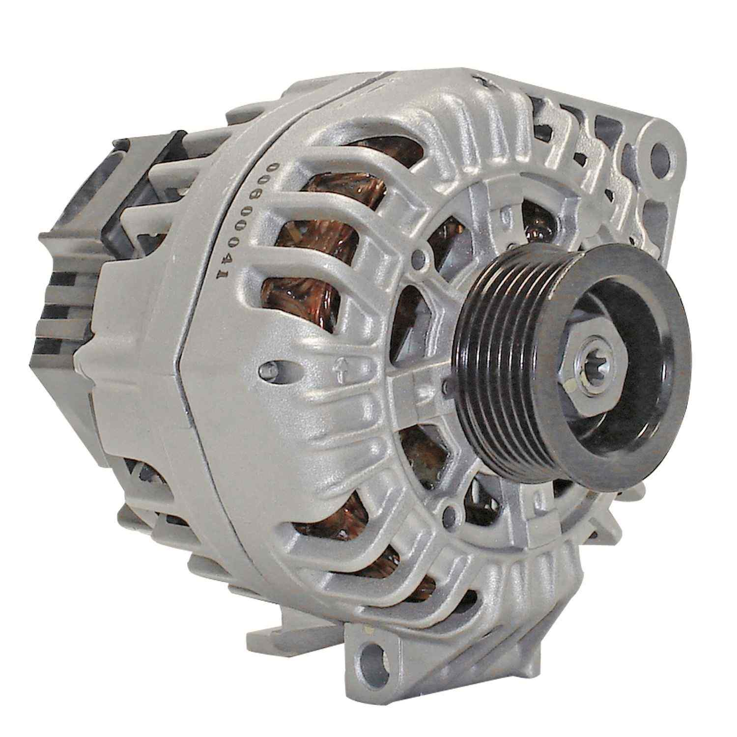 ACDELCO GOLD/PROFESSIONAL - Reman Alternator - DCC 334-1467A