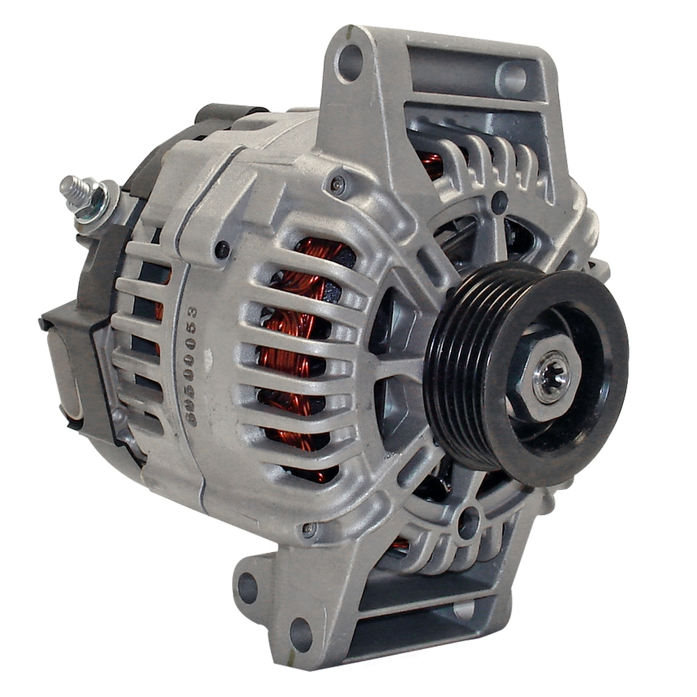 ACDELCO GOLD/PROFESSIONAL - Reman Alternator - DCC 334-1468A