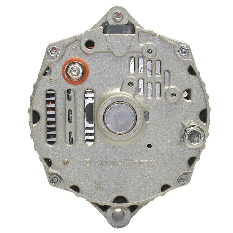 ACDELCO GOLD/PROFESSIONAL - Reman Alternator - DCC 334-2614