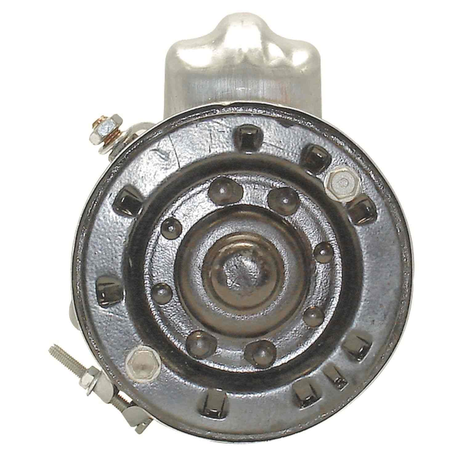 ACDELCO PROFESSIONAL - Reman Starter Motor - DCC 336-1007