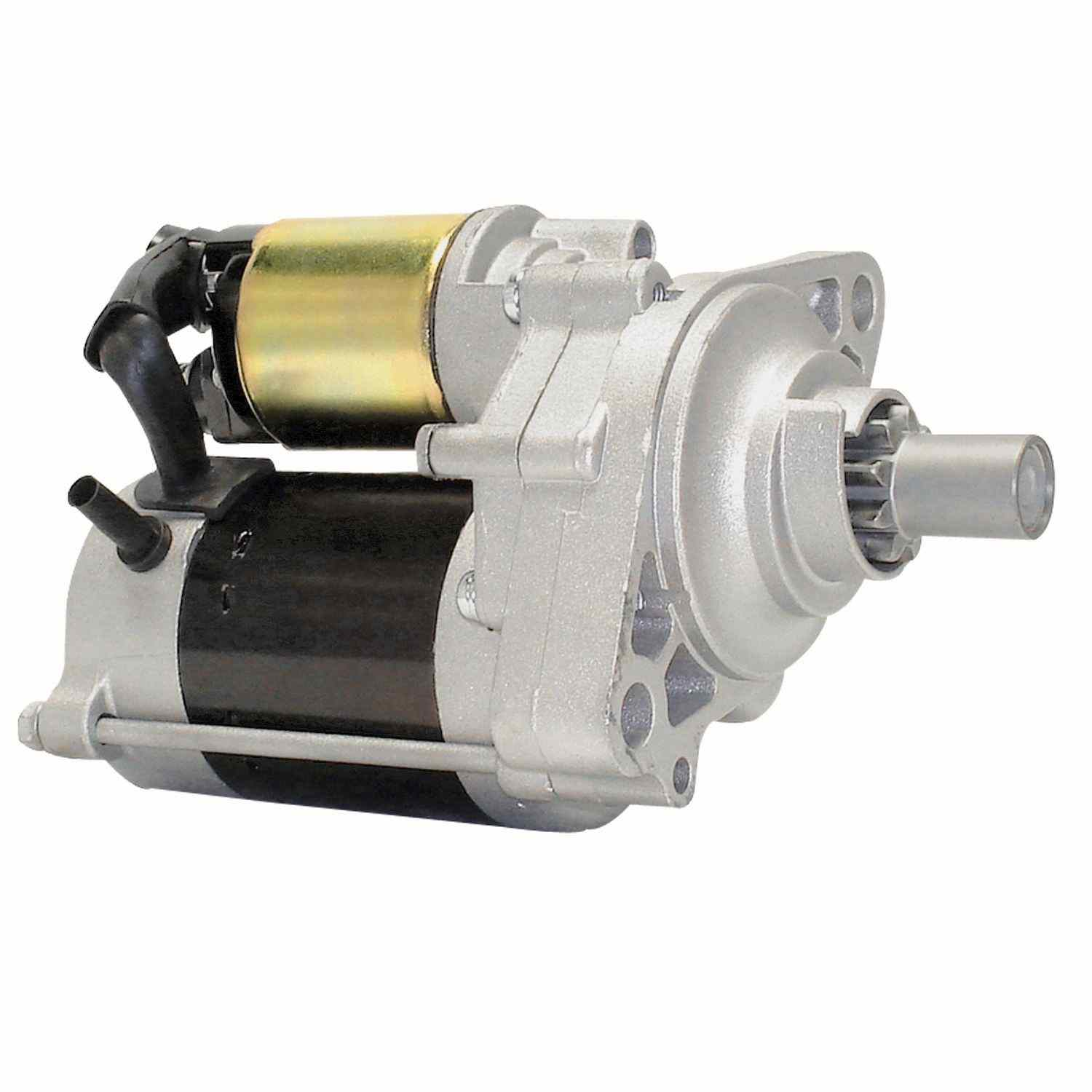 ACDELCO GOLD/PROFESSIONAL - Reman Starter Motor - DCC 336-1076A