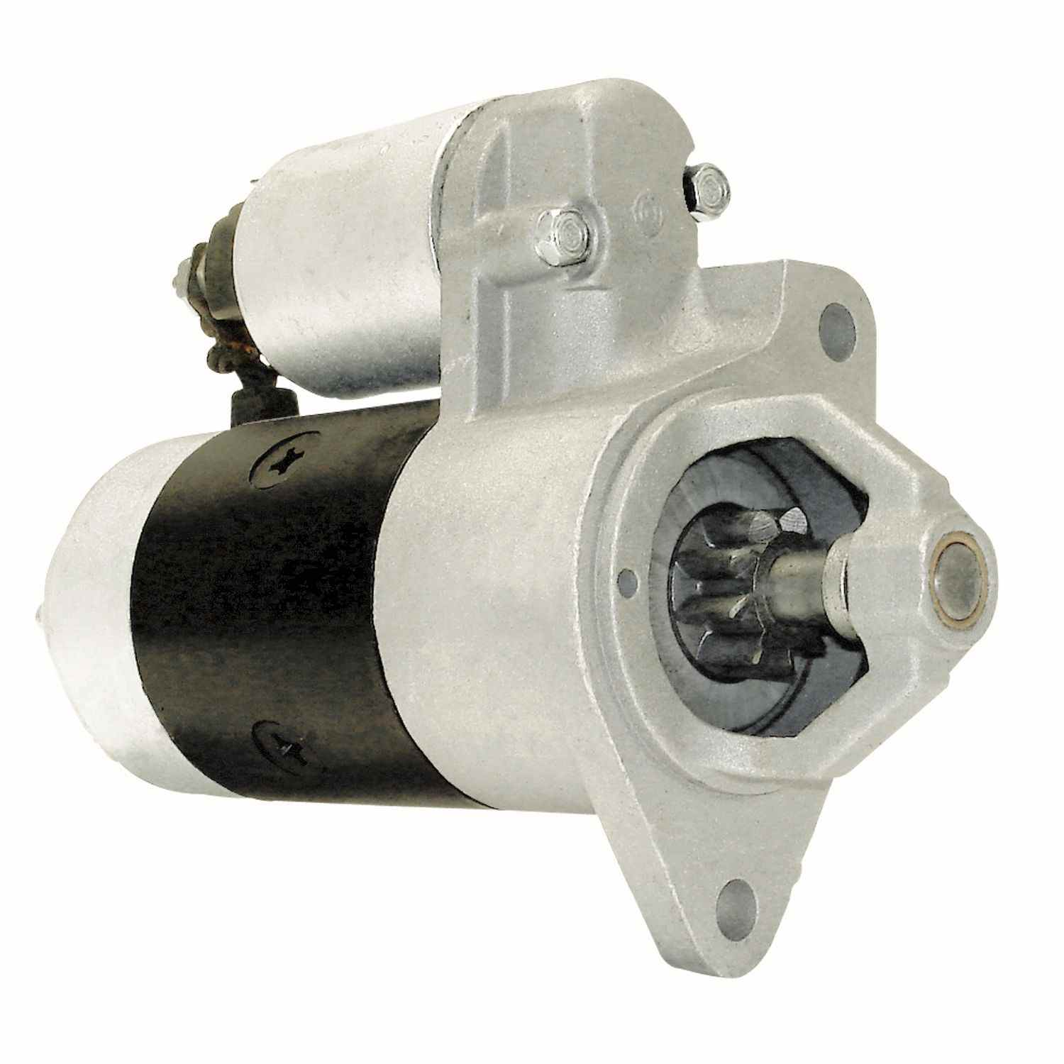 ACDELCO GOLD/PROFESSIONAL - Reman Starter Motor - DCC 336-1258