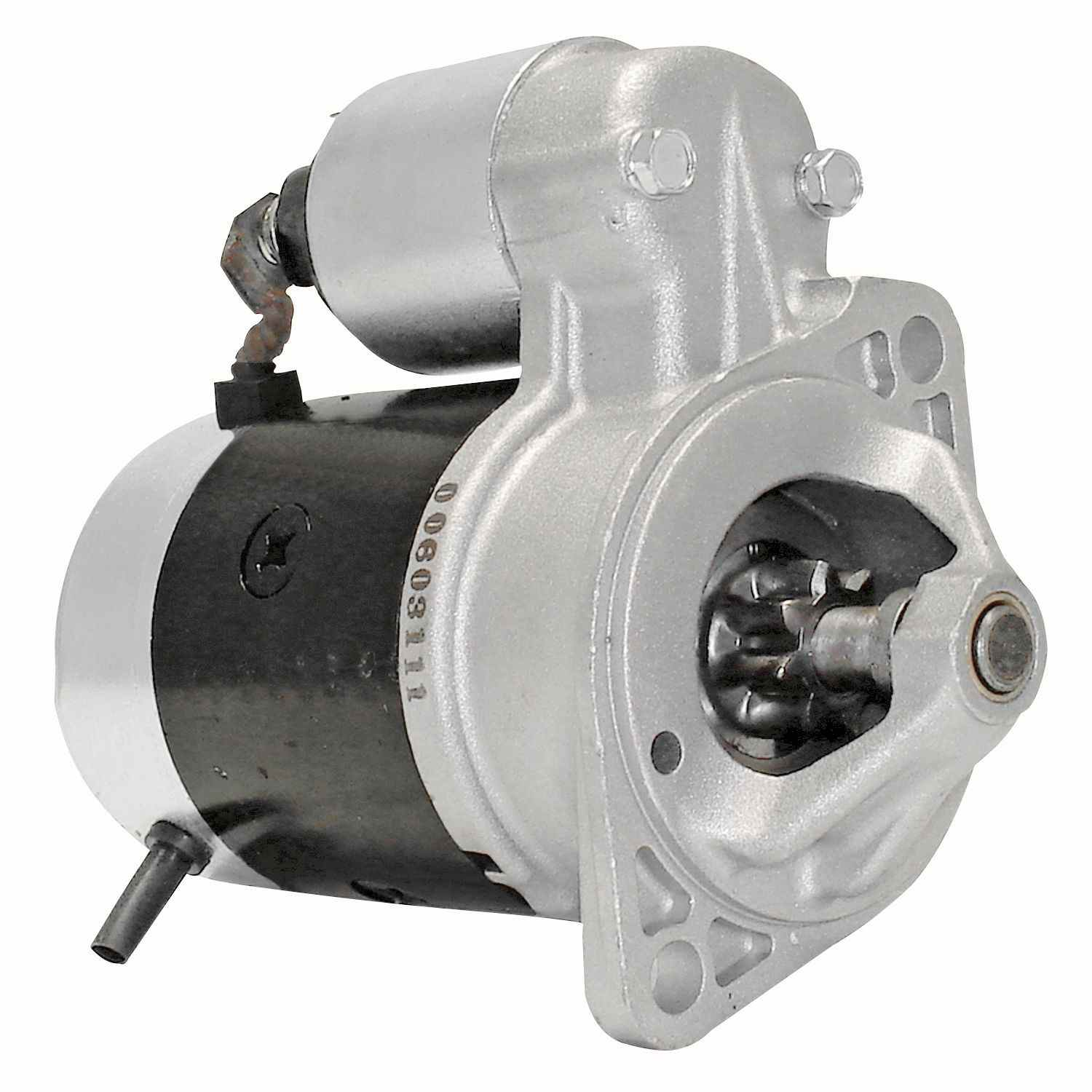 ACDELCO GOLD/PROFESSIONAL - Reman Starter Motor - DCC 336-1410