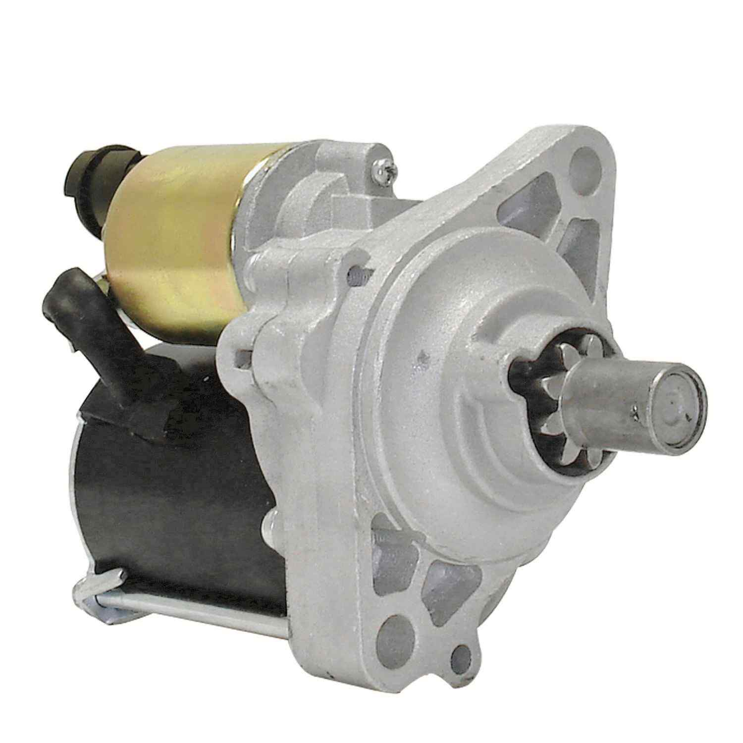 ACDELCO GOLD/PROFESSIONAL - Reman Starter Motor - DCC 336-1671A