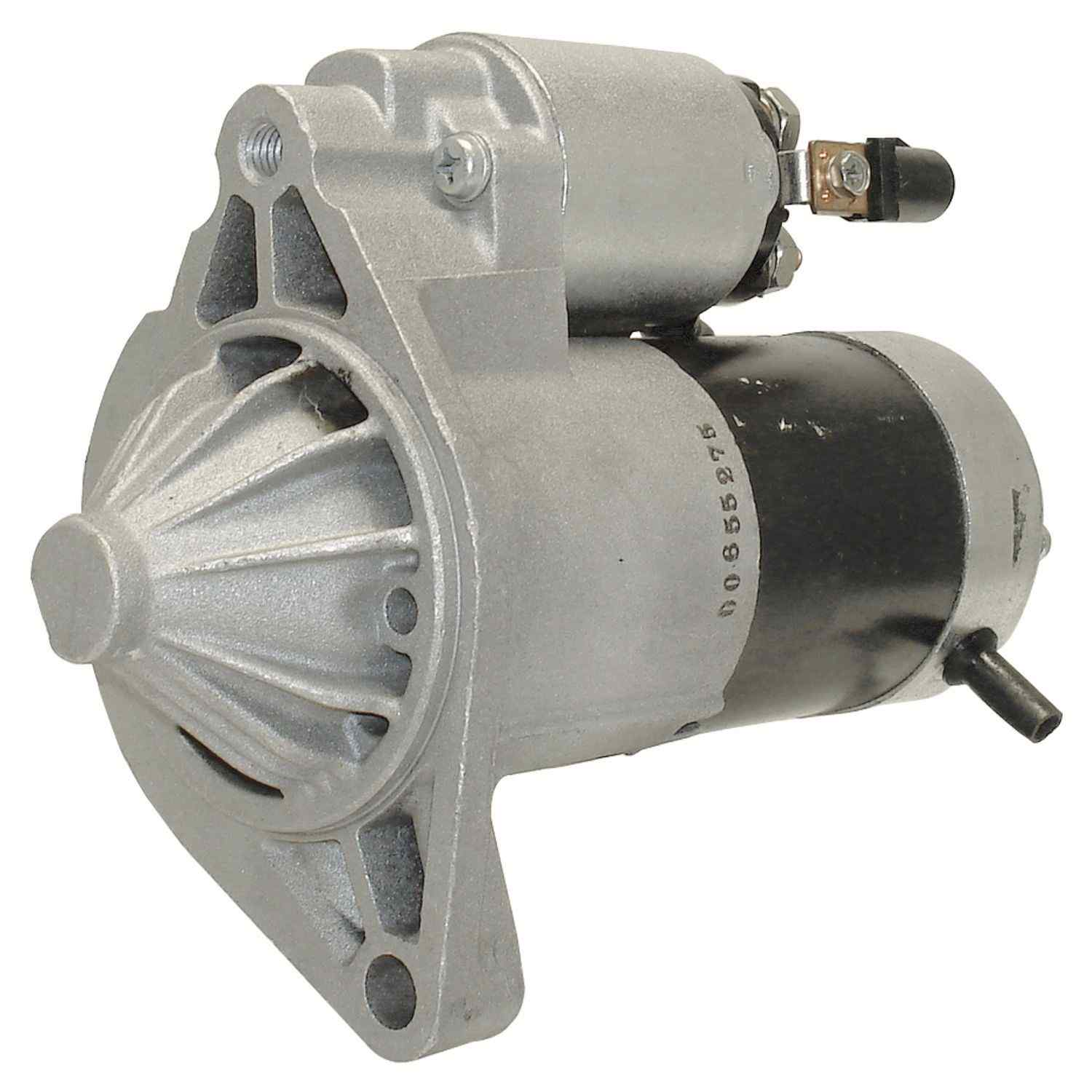ACDELCO GOLD/PROFESSIONAL - Reman Starter Motor - DCC 336-1691A