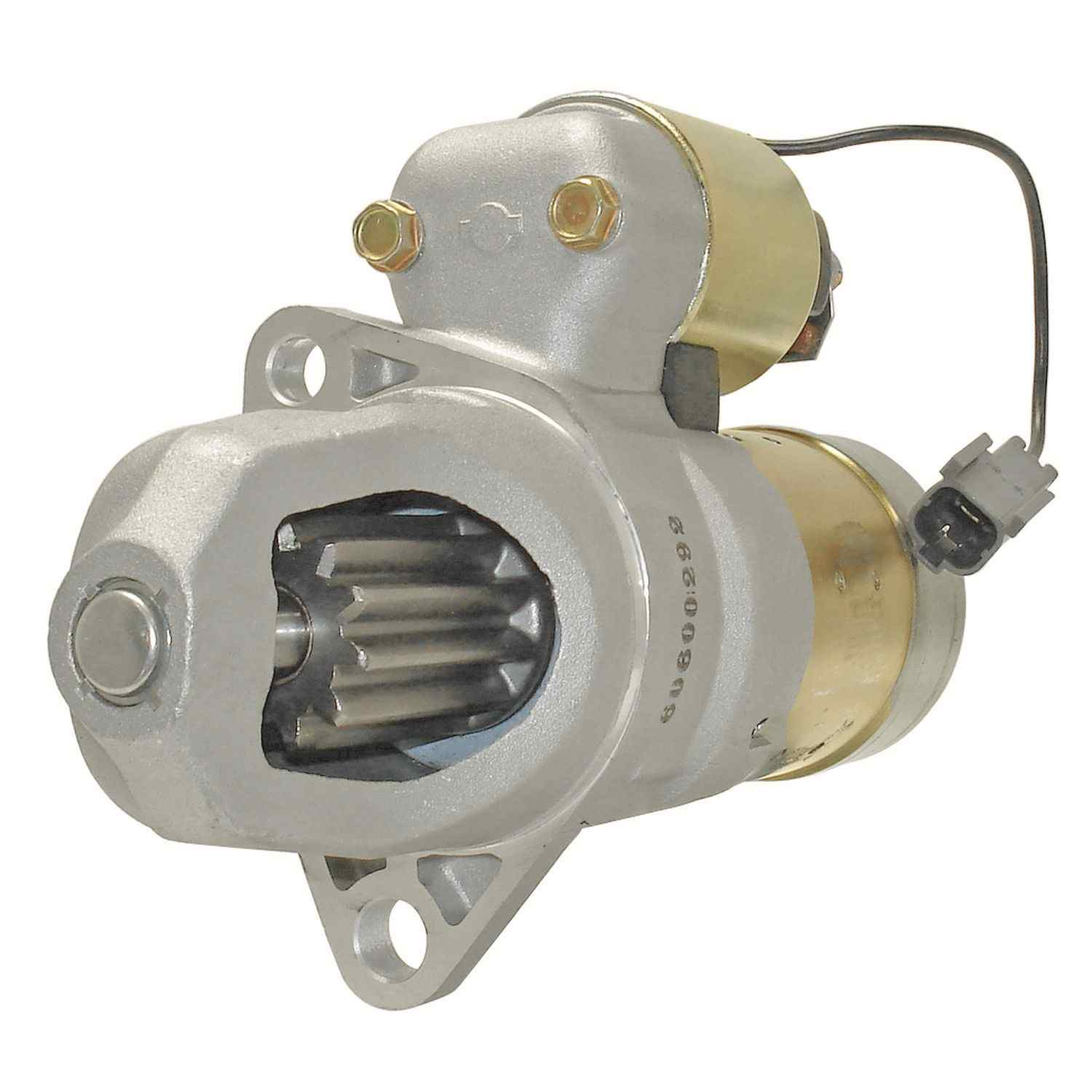 ACDELCO GOLD/PROFESSIONAL - Reman Starter Motor - DCC 336-1716A