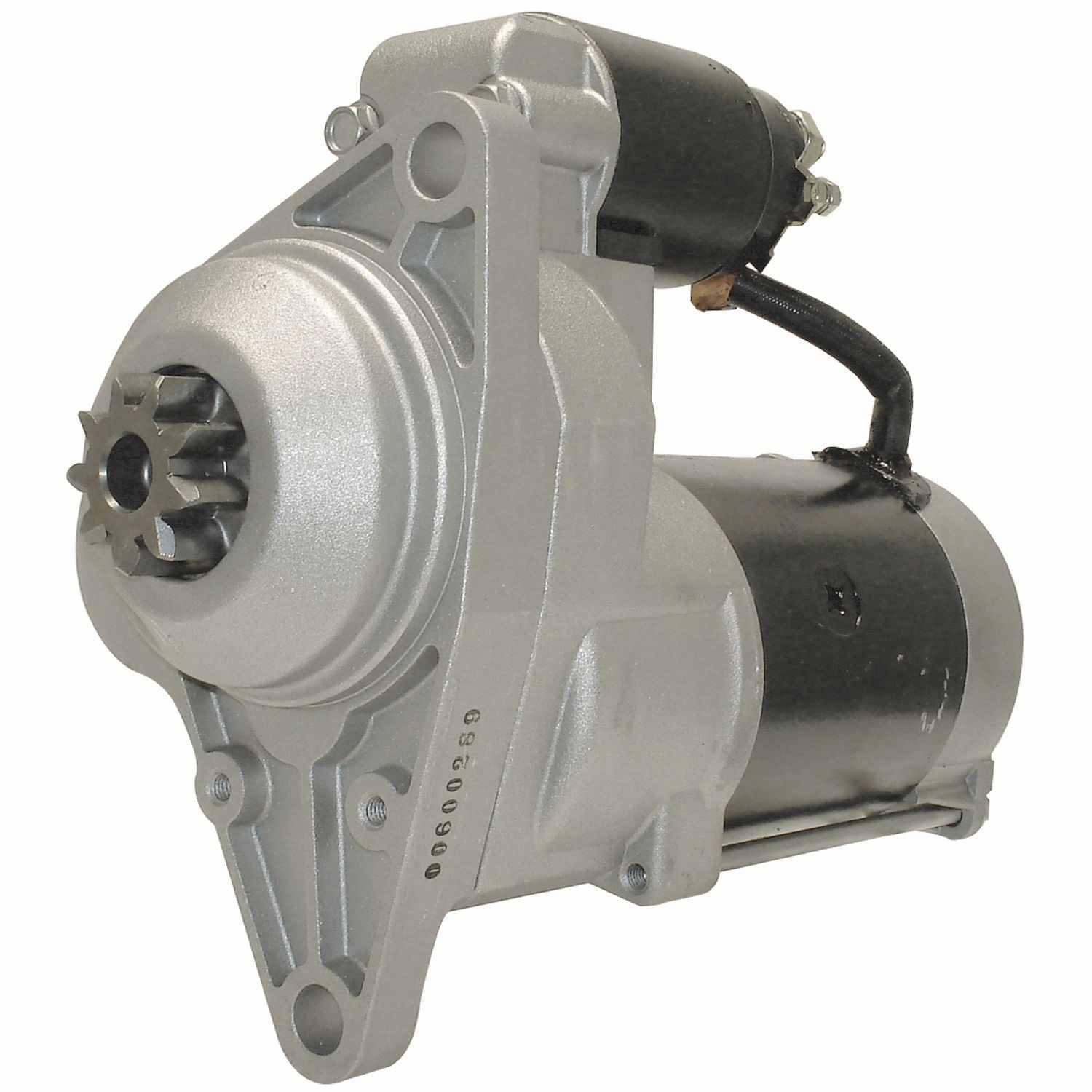 ACDELCO GOLD/PROFESSIONAL - Reman Starter Motor - DCC 336-1737A