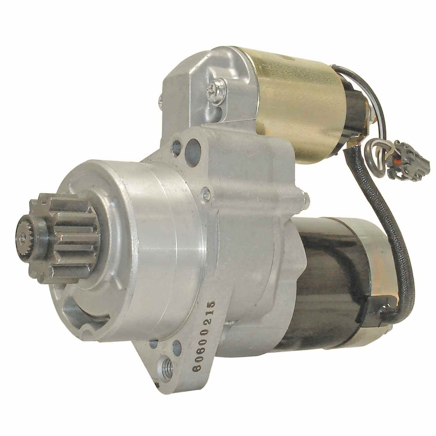 ACDELCO GOLD/PROFESSIONAL - Reman Starter Motor - DCC 336-1761