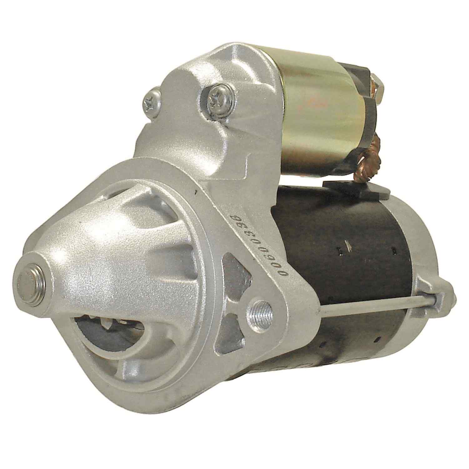 ACDELCO GOLD/PROFESSIONAL - Reman Starter Motor - DCC 336-1768A