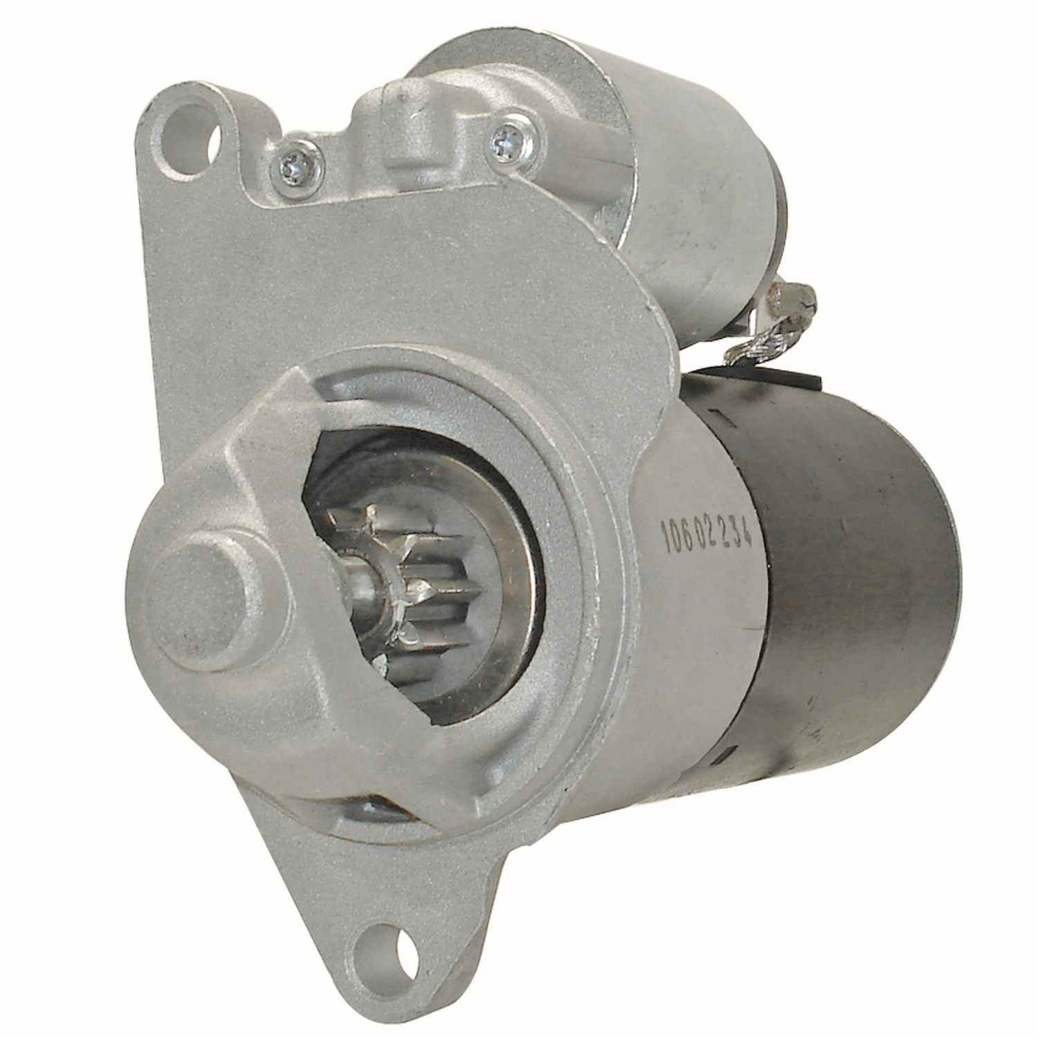 ACDELCO GOLD/PROFESSIONAL - Reman Starter Motor - DCC 336-1813A