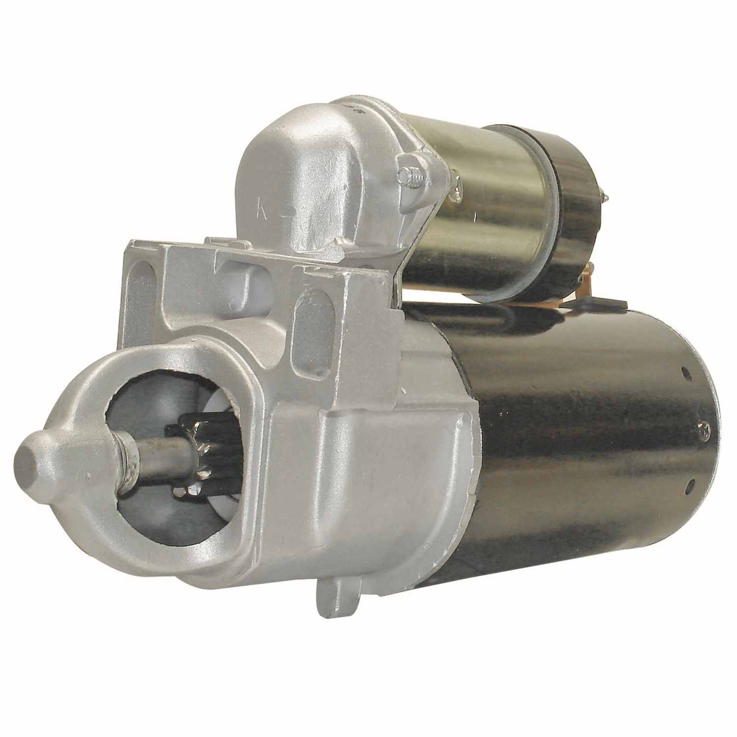 ACDELCO GOLD/PROFESSIONAL - Reman Starter Motor - DCC 336-1818