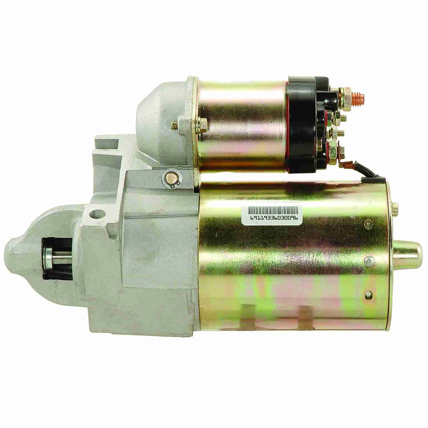 ACDELCO GOLD/PROFESSIONAL - Starter Motor - DCC 337-1017