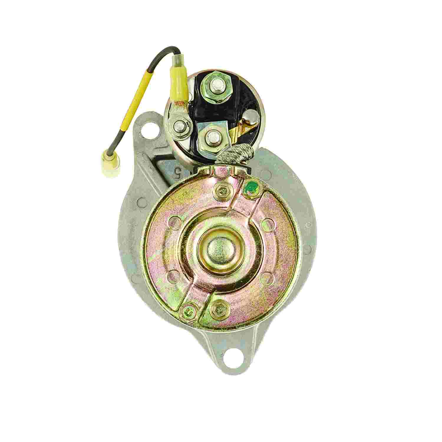 ACDELCO GOLD/PROFESSIONAL CANADA - Starter Motor - DCH 337-1037