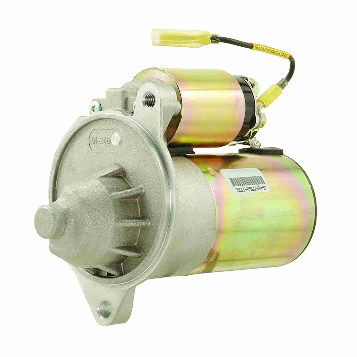 ACDELCO GOLD/PROFESSIONAL - Starter Motor - DCC 337-1042