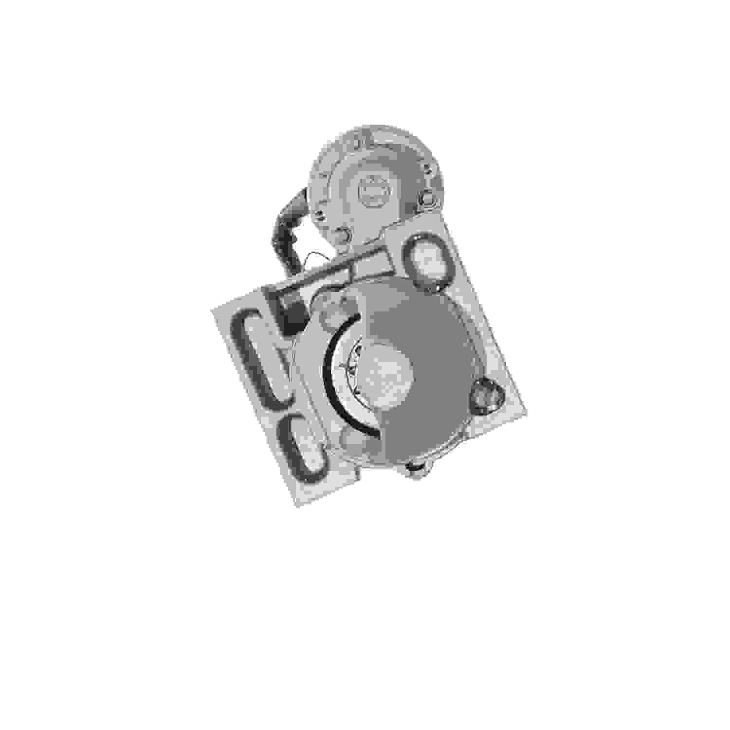 ACDELCO GOLD/PROFESSIONAL - Starter Motor - DCC 337-1117