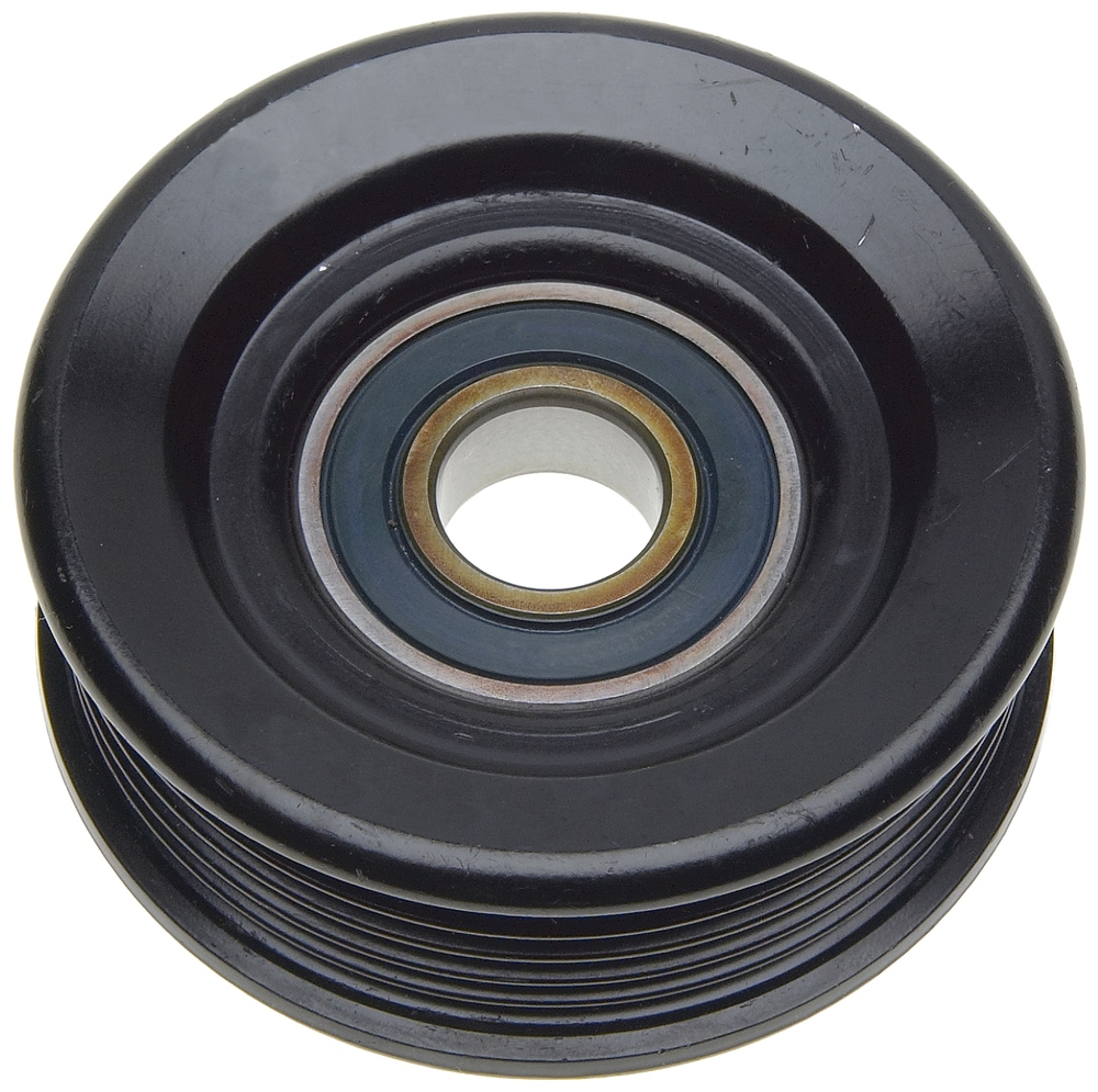 ACDELCO GOLD/PROFESSIONAL - Accessory Drive Belt Tensioner Pulley - DCC 36100