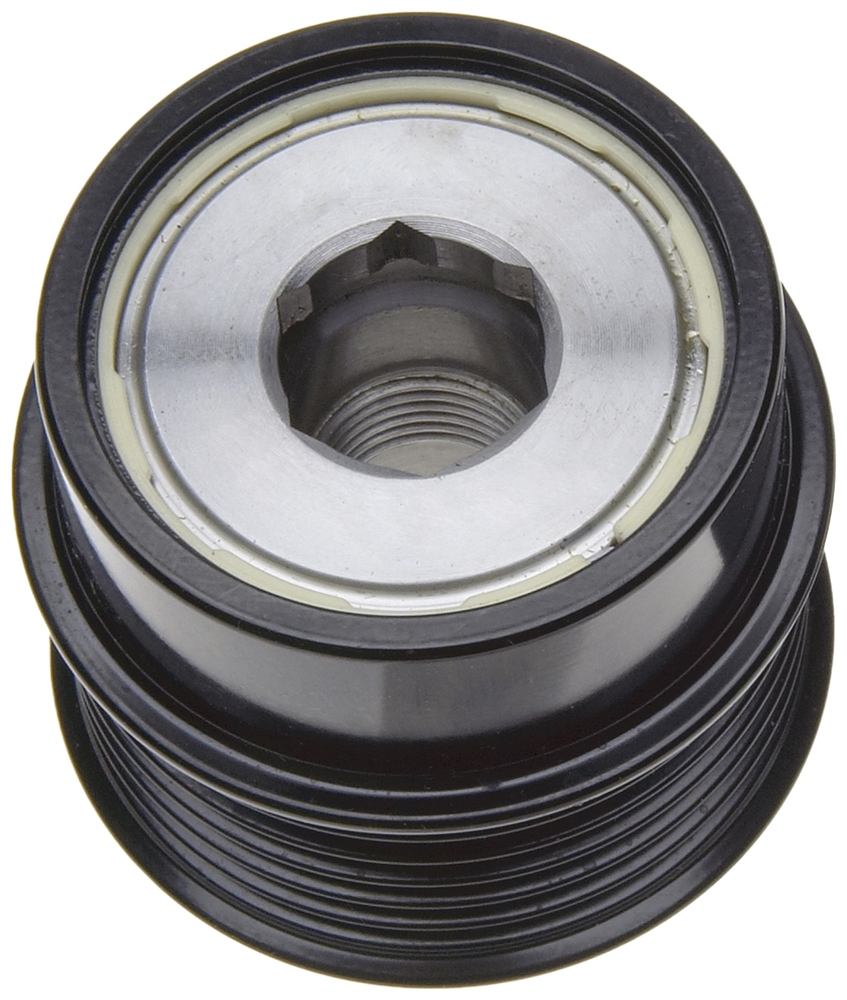 ACDELCO GOLD/PROFESSIONAL - Alternator Decoupler Pulley - DCC 37018P