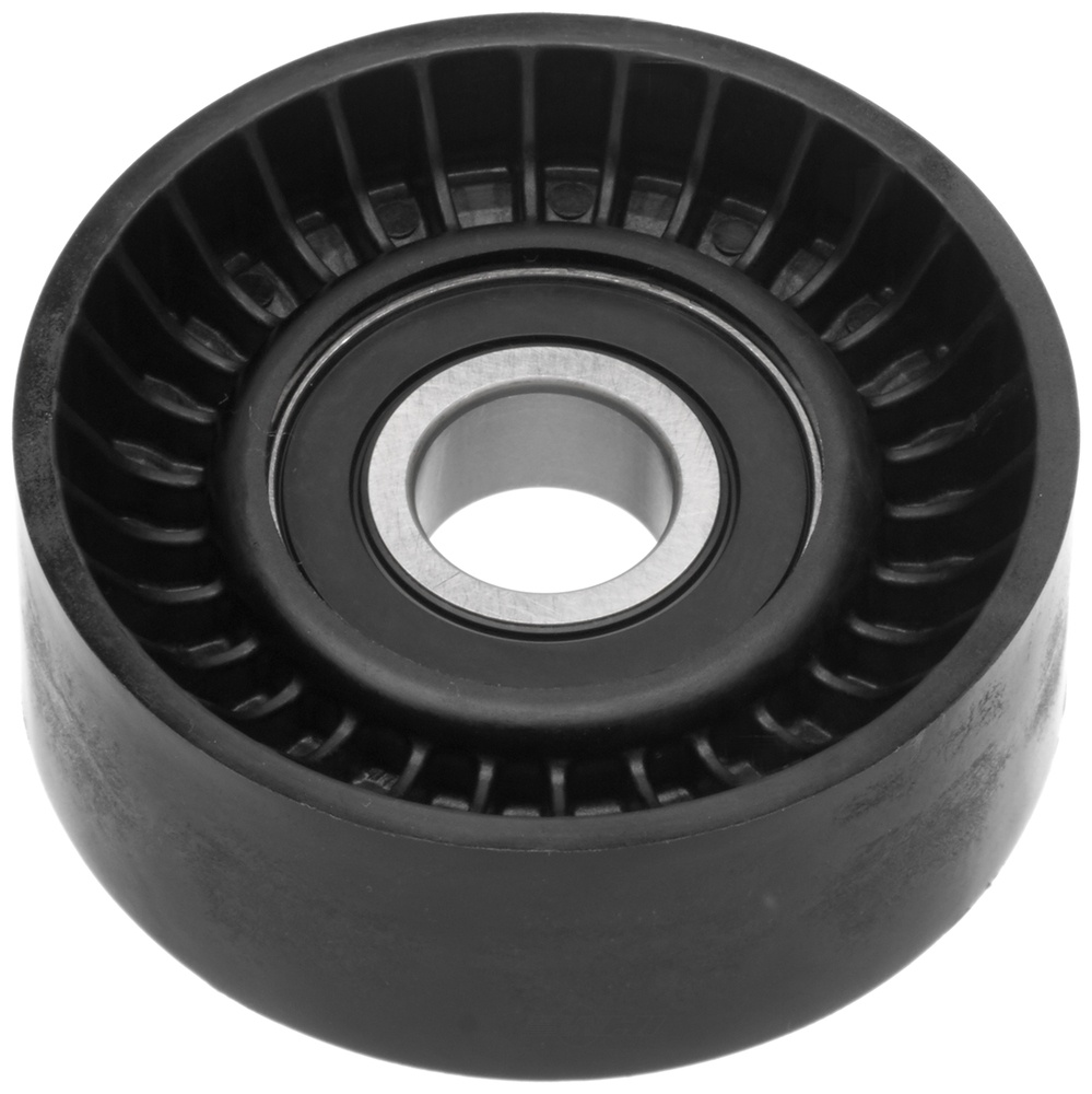 ACDELCO GOLD/PROFESSIONAL - Drive Belt Idler Pulley (Smooth Pulley) - DCC 38018