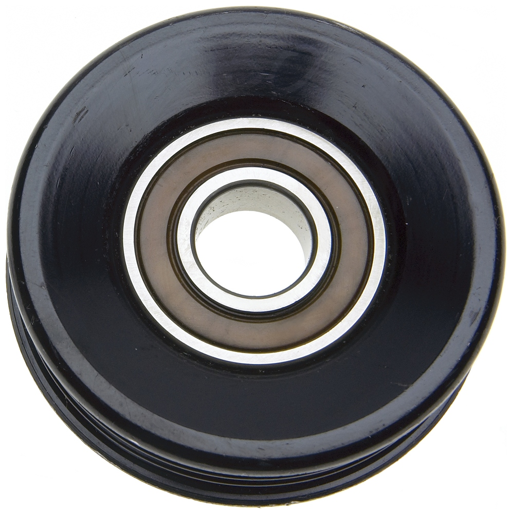ACDELCO GOLD/PROFESSIONAL - Drive Belt Idler Pulley (Air Conditioning) - DCC 38030