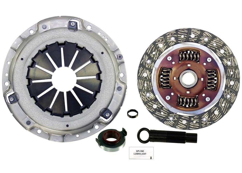 ACDELCO PROFESSIONAL - Clutch Press & Driven Plate Kit (w/Cover) - DCC 381850