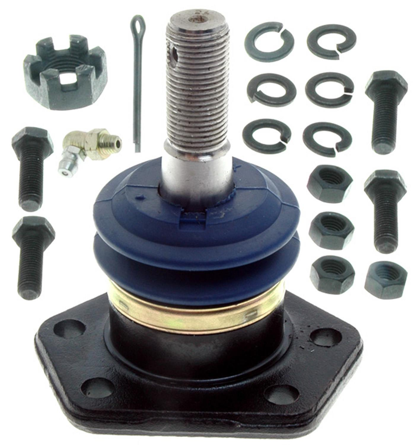 ACDELCO GOLD/PROFESSIONAL - Suspension Ball Joint (Front Upper) - DCC 45D0021
