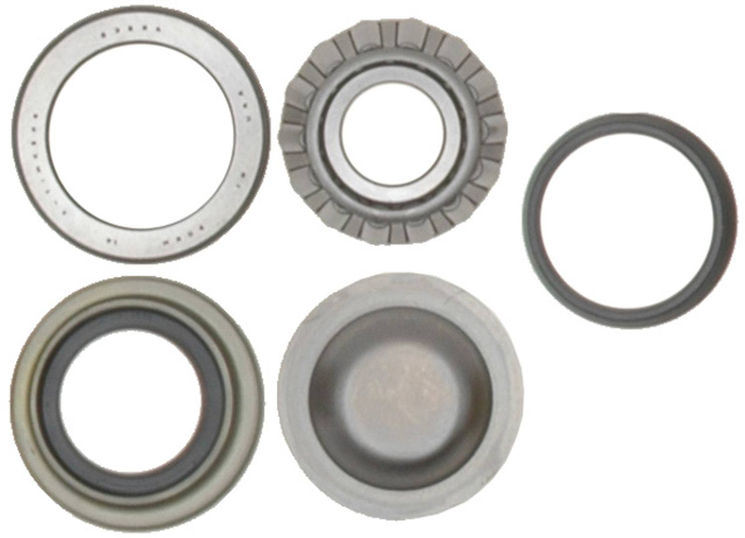 ACDELCO PROFESSIONAL - Steering King Pin Set - DCC 45F1217
