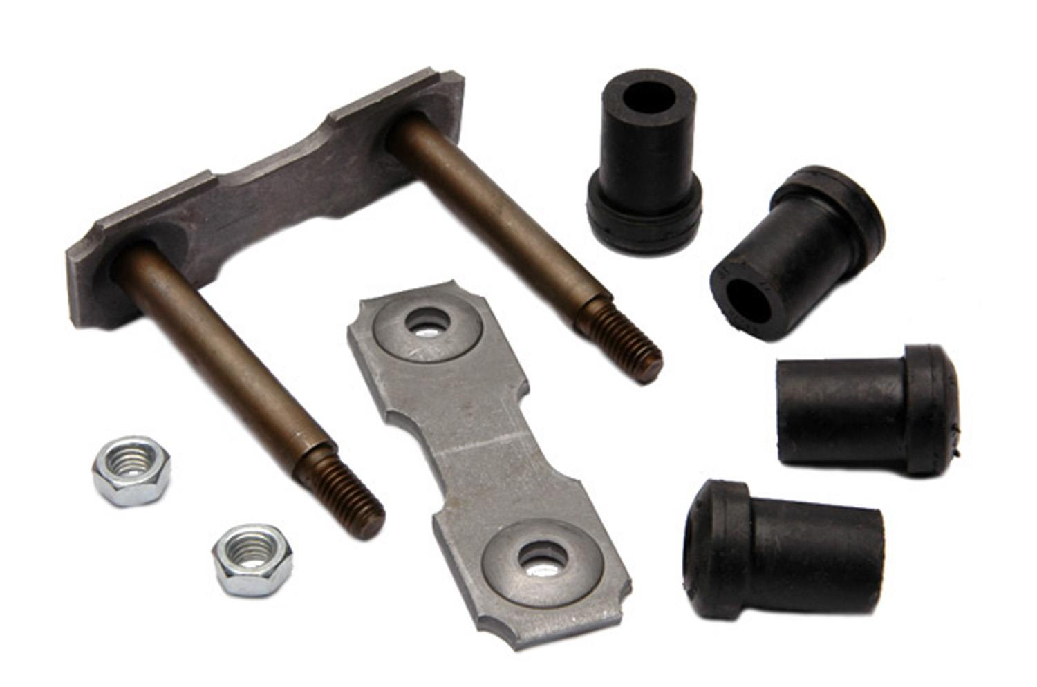 ACDELCO PROFESSIONAL - Leaf Spring Shackle - DCC 45G13007