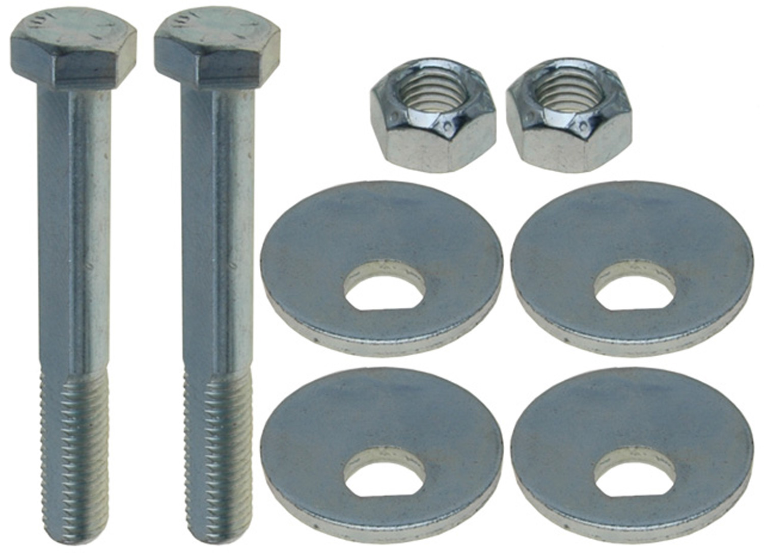 ACDELCO PROFESSIONAL - Alignment Caster / Pinion Angle Bolt Kit - DCC 45K0221