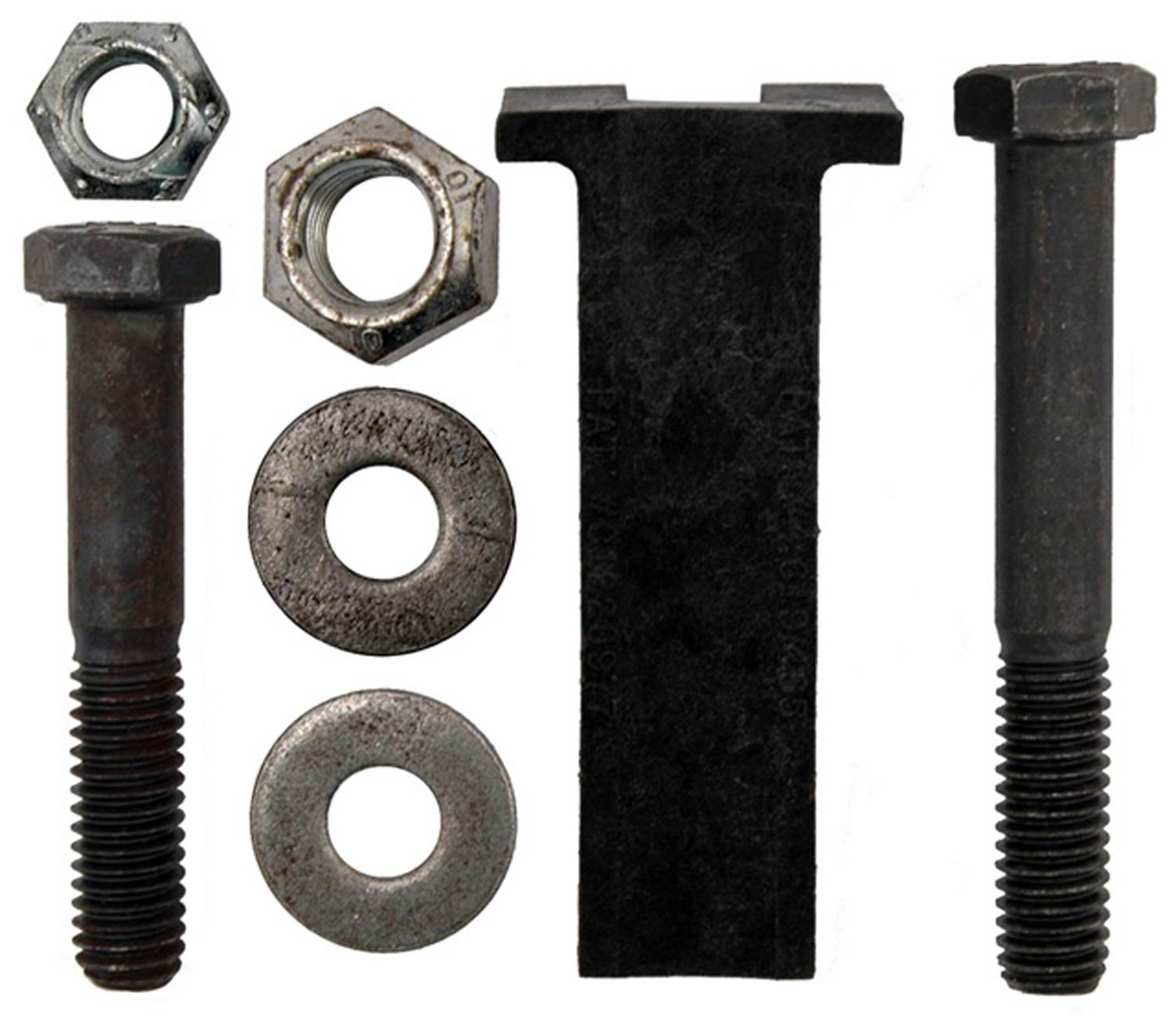 ACDELCO GOLD/PROFESSIONAL - Alignment Camber Wedge Kit - DCC 45K13109