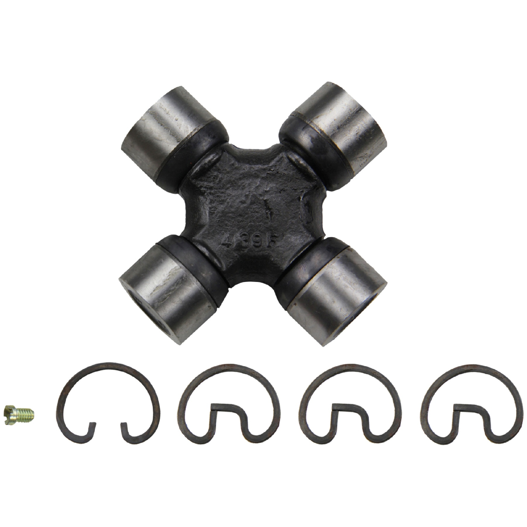 ACDELCO GOLD/PROFESSIONAL - Universal Joint (At Center Bearing) - DCC 45U0111