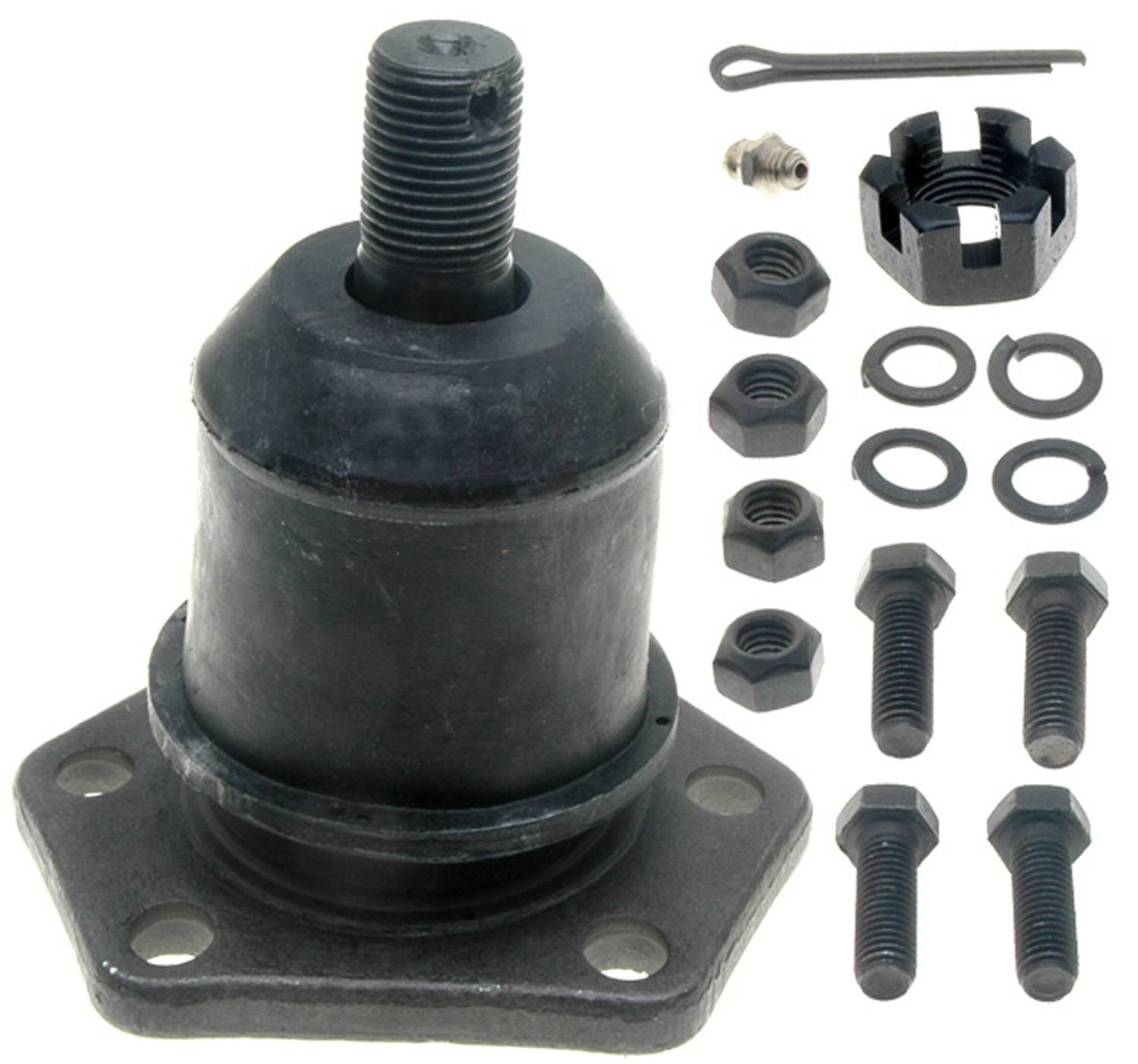 ACDELCO SILVER/ADVANTAGE - Suspension Ball Joint (Front Upper) - DCD 46D0021A