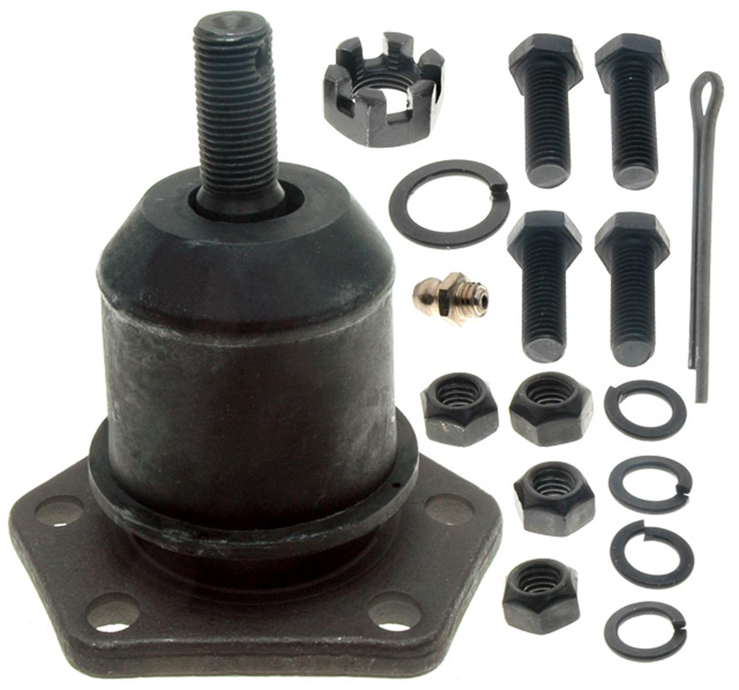 ACDELCO SILVER/ADVANTAGE - Suspension Ball Joint (Front Upper) - DCD 46D0024A