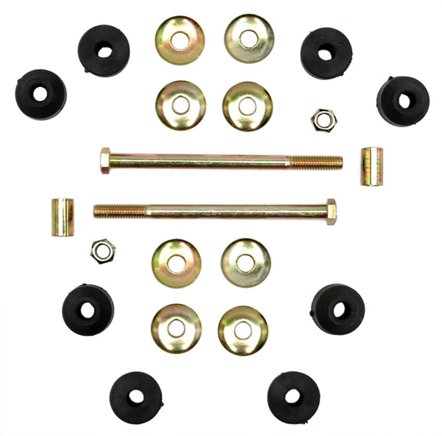 ACDELCO ADVANTAGE - Suspension Stabilizer Bar Link Kit (Front) - DCD 46G0114A