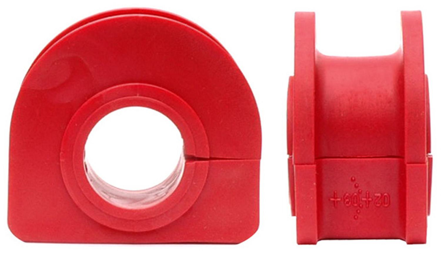 ACDELCO SILVER/ADVANTAGE - Suspension Stabilizer Bar Bushing Kit (Front To Control Arm) - DCD 46G0631A