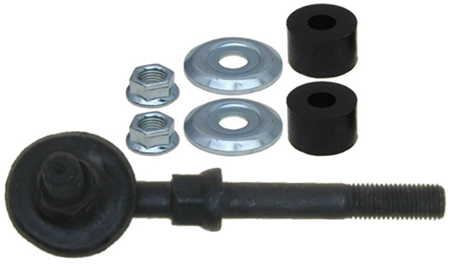 ACDELCO SILVER/ADVANTAGE - Suspension Stabilizer Bar Link (Front) - DCD 46G20660A