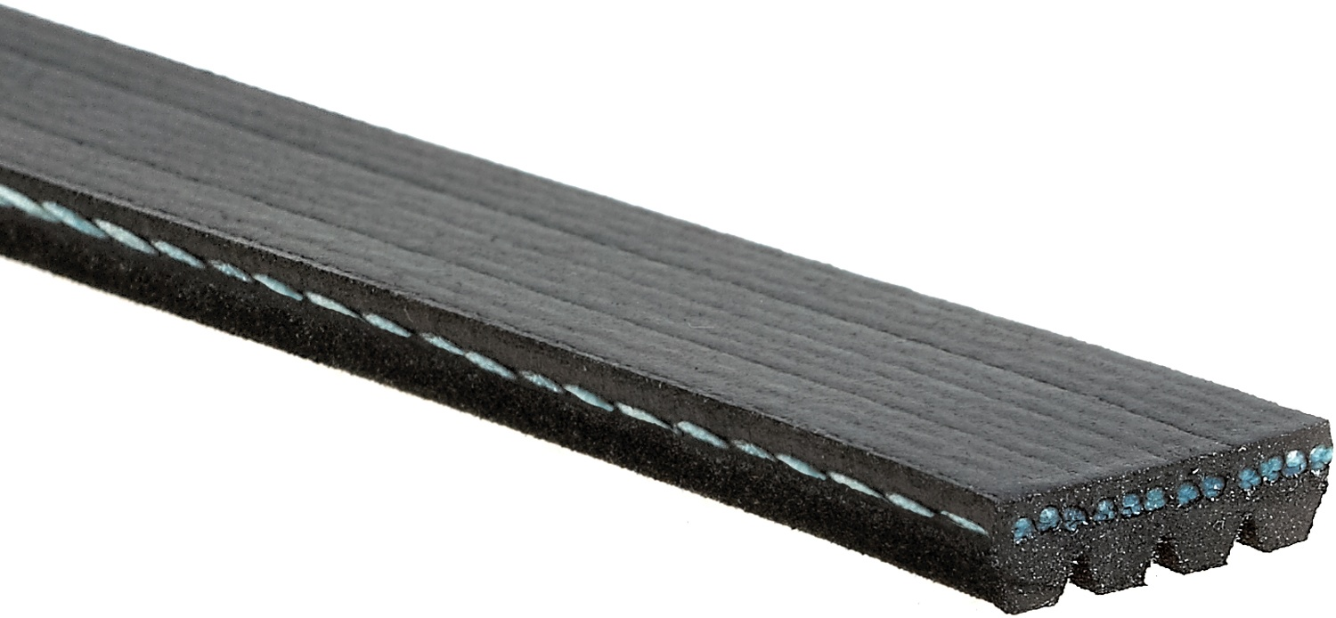 ACDELCO GOLD/PROFESSIONAL - Standard Serpentine Belt (Air Conditioning) - DCC 4K315